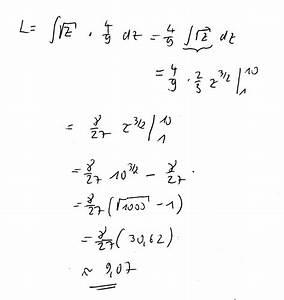 Kettenlinie Berechnen : l nge eines kurvenst cks und kettenlinie e funktion auf ~ Themetempest.com Abrechnung