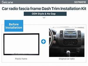 173 98mm Double Din 2003  Nissan Paladin 2001