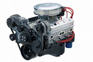 Gm Performance Gm19301294 Chev 350 Zz5 400 Hp Turnkey