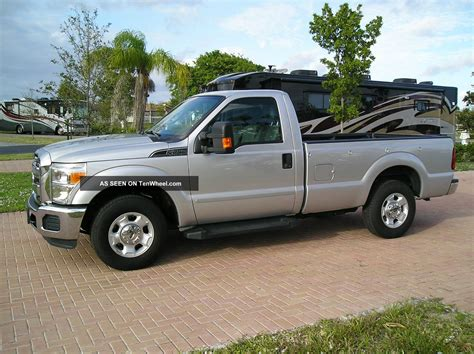 2011 Ford F  250 Duty Xl Standard Cab Pickup 2  Door 6 2l