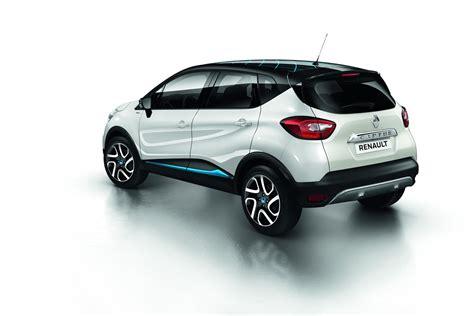 Renault Captur by 2016 Renault Captur Refreshed Model Gets New Range