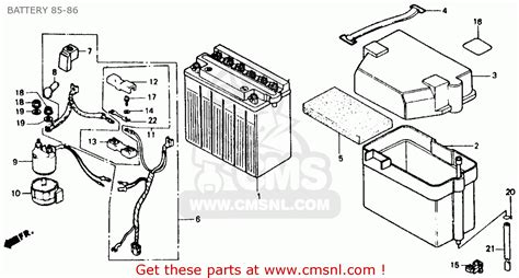 1985 honda spree wiring diagram 31 wiring diagram images