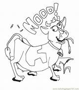 Cow Coloring Printable Realistic Funny Adults Printables Animals Cartoon Cows Colouring Colours Getcolorings Coloringpages101 Sheets Activities Cards sketch template