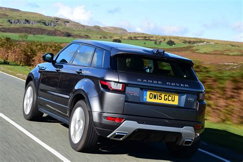 Land Rover Range Rover Evoque Picture by Range Rover Evoque Pictures Auto Express