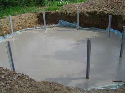 piscine bois sans dalle beton piscine enterr 233 e sans dalle beton