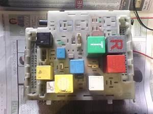 Mk5 Escort Fuse Box New Box But Now Bigger Problem  Help
