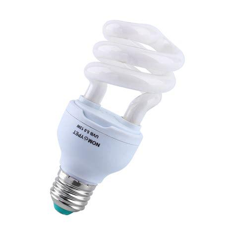 5 0 uvb 13w reptile spiral light bulb uv l vivarium