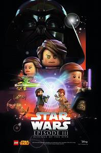 Poster Star Wars : see drew struzan 39 s lego star wars posters ~ Melissatoandfro.com Idées de Décoration