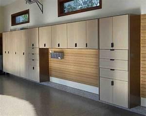 Easy Garage Cabinets