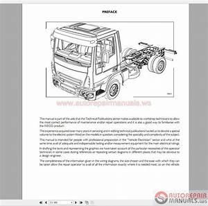 Iveco Truck Workshop Manual  Technical  Parts  U0026 Repair