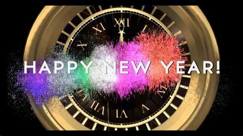 happy  year countdown clock   timer  sound