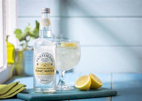 tonic water taste test  gin tonic olivemagazine