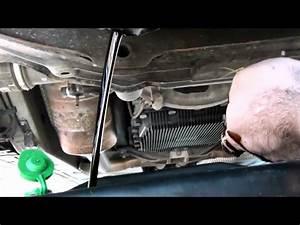 Oil Change On Jaguar S Type R Part 1