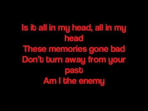 jumpsuit apparatus lyrics am i the enemy by the jumpsuit apparatus lyrics