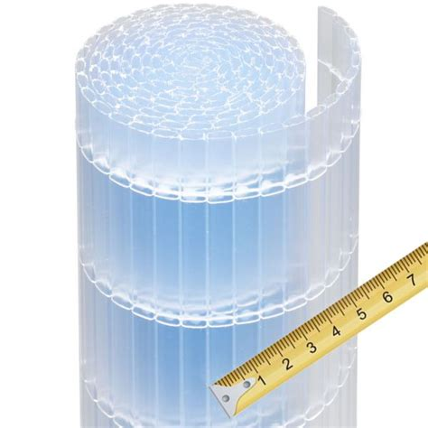 Sichtschutz Garten Transparent by Sichtschutzzaun Pvc Kunststoff Meterware Sunline