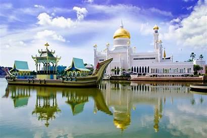 Brunei Darussalam Sejarah Georgetown Indah Pemandangan Kuliah