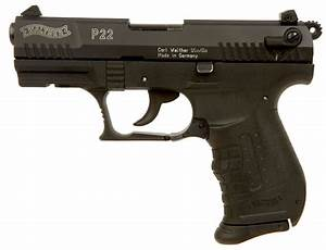 Deactivated Walther P22 semi auto Pistol in .22 - Modern ...