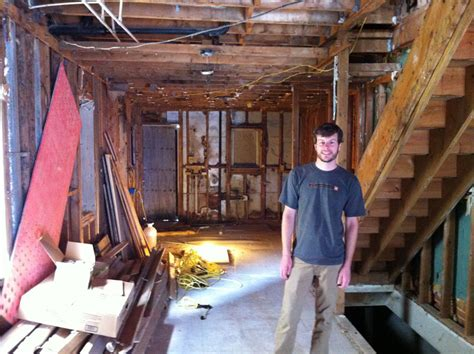 This Ad.com civic hacker is renovating a Baltimore vacant ...
