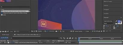 Text Effects 3d Create Layer Ways Easy