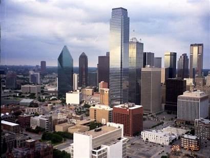 Dallas Wallpapers Skyline Cityscapes Texas Desktop Cowboys