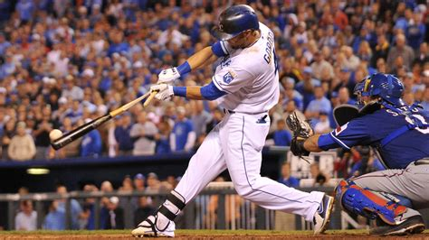 alex gordon retires  kansas city royals leadoff role