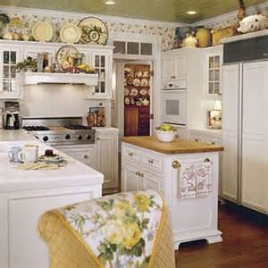 cottage kitchen island 38 cozy and charming cottage kitchens digsdigs
