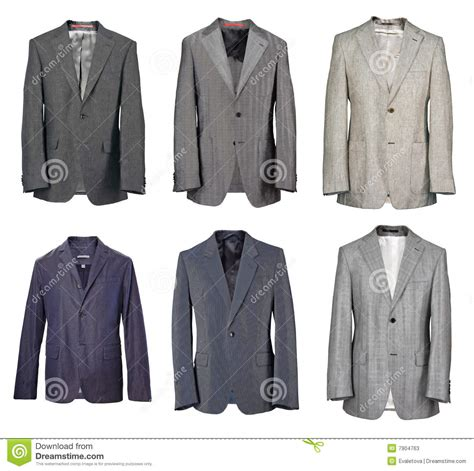 view gallery of collection mens collection of suit stock photos image 7904763