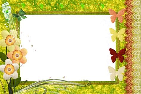 Border Picture Hd by Nature Frames My