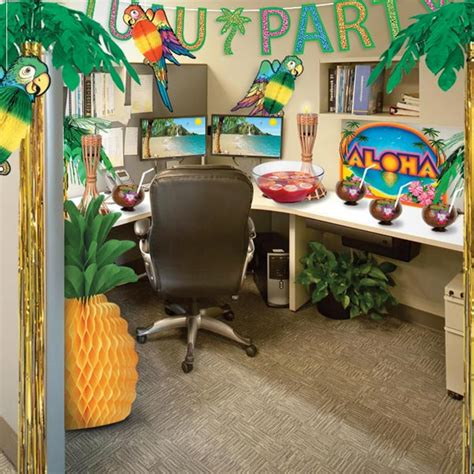 turn  office party   luau paradise partycheap