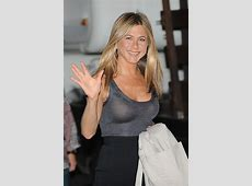 Actress Jennifer Aniston Is Named The Most Beautiful Woman