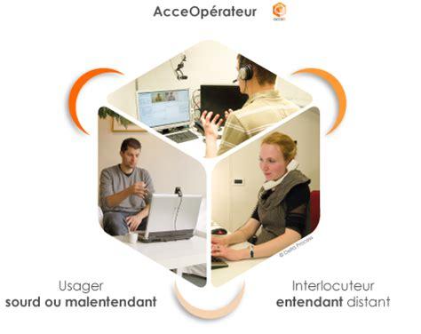 Neosquat Le Service Innovant Pour Acceo Un Service Innovant Pour Les Sourds Et