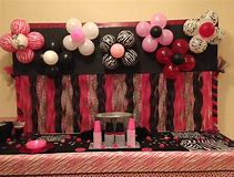 High Quality Images For Streamer Decoration Ideas For Baby Shower