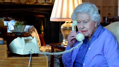 queen elizabeth ii  address britons   tv broadcast
