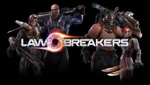 Shooter Game LawBreakers Public Alpha Confirmed New