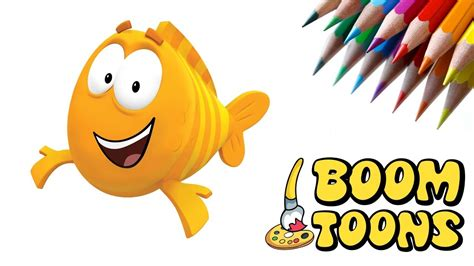grouper mr bubble guppies toons