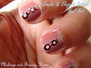 14 cute nail designs to do at home images cute easy With easy at home nail designs for short nails