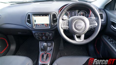 jeep compass trailhawk  road review forcegtcom