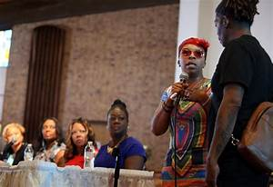 Mothers of sons shot by police, others advocate for ...