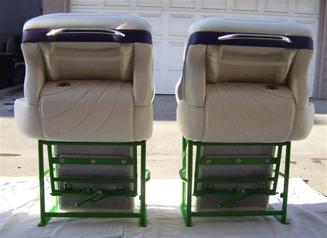 Boat Bolster Seat by New Arko Drop Bolster Seats Footrests