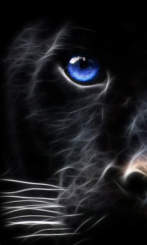 awesome phone wallpapers black tiger mobile phone wallpaper