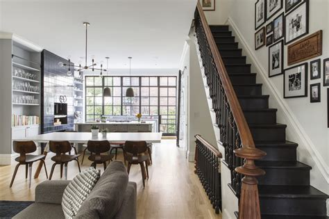 decor inspiration  brooklyn townhouse  simply