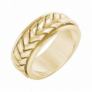15 Photo Of Men39s Braided Wedding Bands