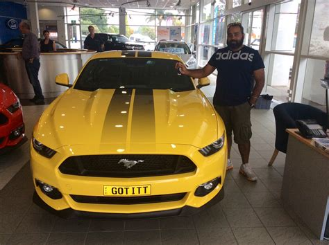 australian spec mustang owners  page