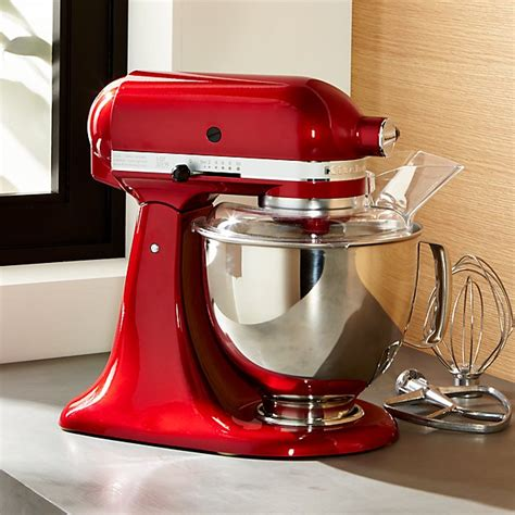 Kitchenaid Ksm150pser Artisan Empire Red Stand Mix Crate