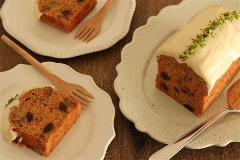 キャロット ケーキ レシピ