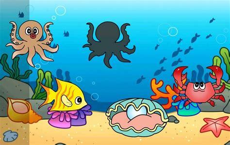 Dalam episode kali ini kita akan menggambar dan mewarnai pemandangan dasar laut dengan oil pastel. 38+ Gambar Kartun Pemandangan Dasar Laut