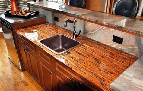 Do It Yourself Kitchen Backsplash Ideas - epoxy countertops counter top epoxy