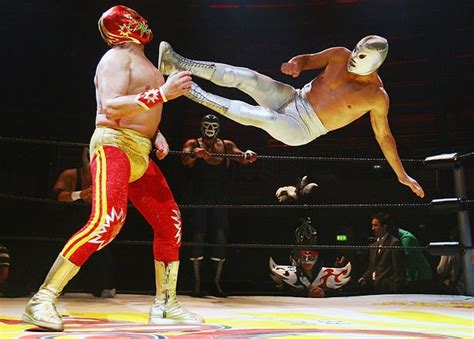 Mexico Finder - Experience The Lucha Libre In Mexico City