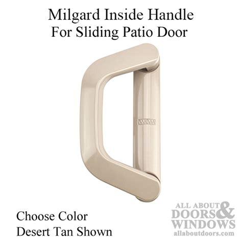 milgard door milgard essence clad sliding patio door unit