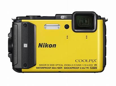 Coolpix Nikon Aw130 Waterproof Camera Wifi Iphoneness